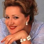 С единственный концертом в Перми выступила оперная дива Ольга Бородина