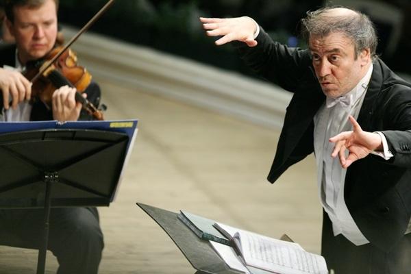 Валерий Гергиев. Фото: Лилия Злаказова
