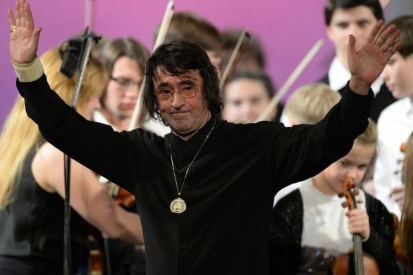Юрий Башмет. Фото - Павел Лисицын/ РИА Новости