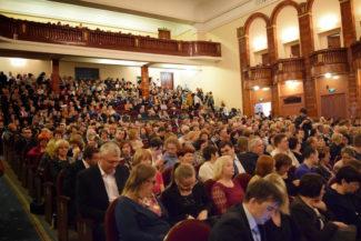 Оркестр Мариинского театра побывал в Мурманске