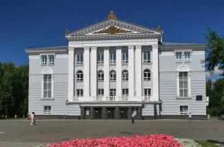 Пермский театр оперы и балета