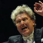Василий Синайский выступил с концертами Люксембургского филармонического оркестра в Московской филармонии