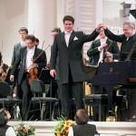 Валерий Гергиев впервые выступил в Тюмени на Пасхальном фестивале