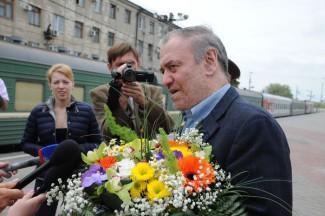 Валерий Гергиев в Волгограде дал концерт для солдат и жертв терактов