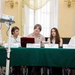 Пресс-конференция, посвящённая открытию фестиваля «La Renaissance» в Московской консерватории. 26 мая 2014
