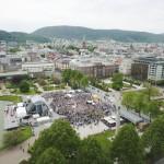 200-летие принятия конституции в Норвегии отмечают фестивалем искусств