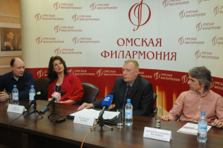 Концерты омской филармонии посетили 145 тысяч человек. Фото: Евгений Кармаев