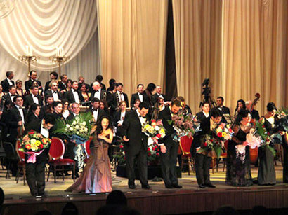 Премьера оперы «Алпамыс»