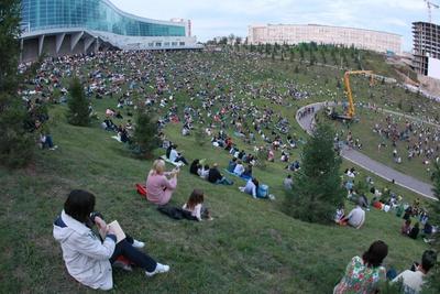 Уфимский амфитеатр. Фото - Олег Яровиков