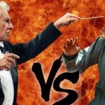 Дирижеры против Джеки Чана