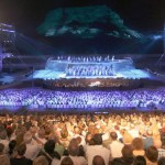 Youtube раскрывает секреты подготовки к оперному фестивалю у подножья Масады