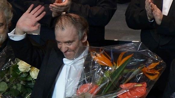 Валерий Гергиев. Фото - Анна Исакова/Известия