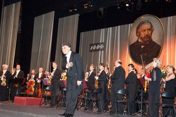 В Смоленске открылся музыкальный фестиваль имени Глинки