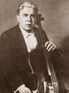 Святослав Кнушевицкий (виолончель)