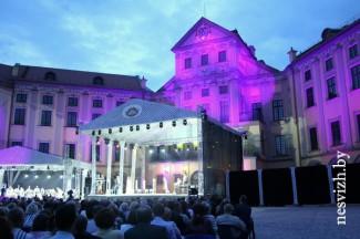 Оперный фестиваль в Несвиже