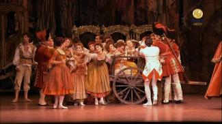 Ковент-Гарден даёт спектакль Кеннета Макмиллана «Манон» на сцене Большого