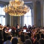 Усадьба «Архангельское» разбавила джаз старинной музыкой