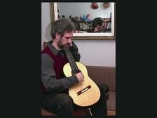 Британский гитарист Пол Голбрайт дал концерт в Москве
