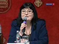 Маквала Касрашвили провела мастер-класс в столице
