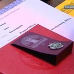 Выпускники Московской консерватории получают дипломы