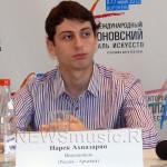 Два таланта в одном концерте: в Ереване выступят Сергей Хачатрян и Нарек Ахназарян