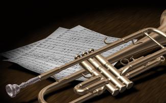 Ереванская специальная музыкальная школа №13 пополнилась новыми духовыми инструментами и аксессуарами