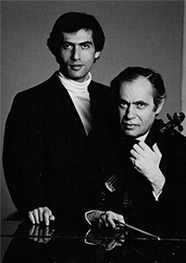 Павел и Леонид Коган