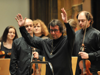 В Самаре открылась музыкальная детская академия Юрия Башмета