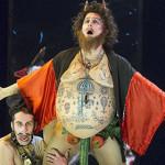 Терри Гиллиам поставил оперу в стиле «Монти Пайтон»