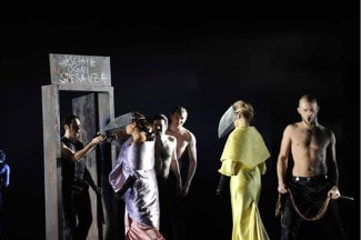 «Дон Жуан» в постановке Роланда Шваба в Дойче-опер