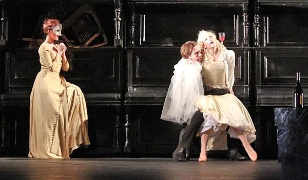 """Дон Жуан"" Моцарта. Фото - Олег Черноус/МАМТ"