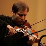Известный скрипач дал в Крыму благотворительный концерт