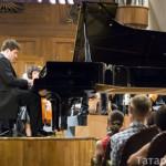Денис Мацуев продемонстрировал казанцам возможности нового рояля ГСО РТ