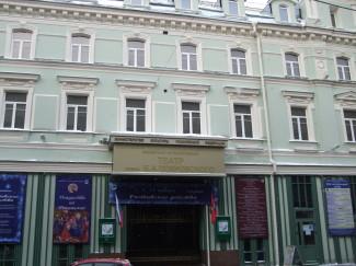 В Камерном театре имени Покровского поставили оперу Стравинского
