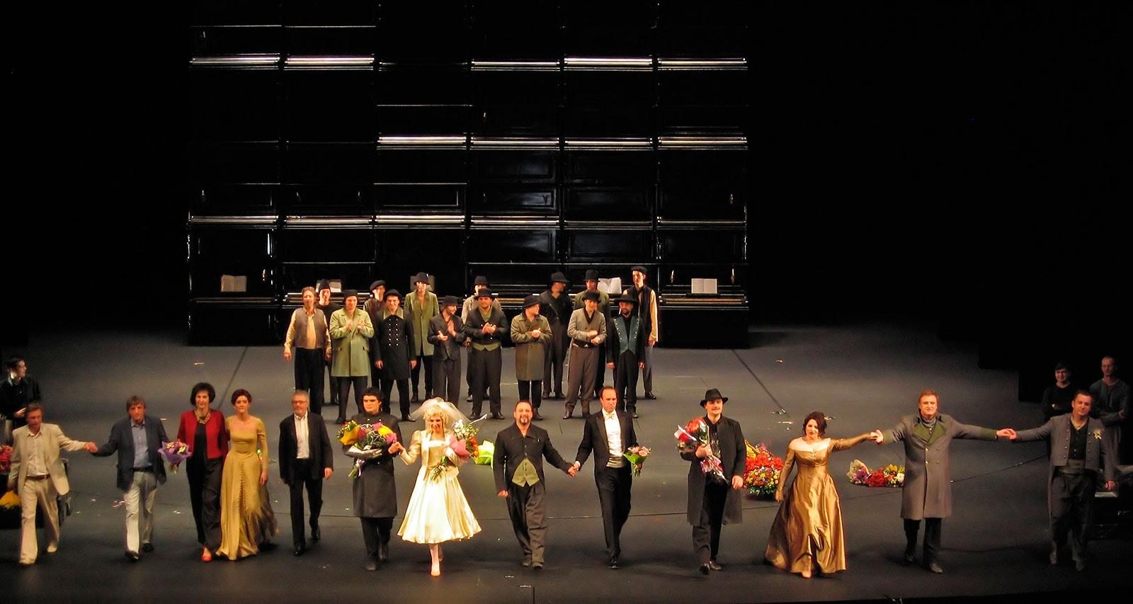 Премьера оперы Моцарта «Дон Жуан» в Музыкальном театре им. Станиславского и Немировича-Данченко