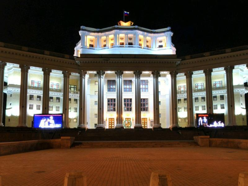 Театр Российской армии закрыл сезон «Семеном Котко»