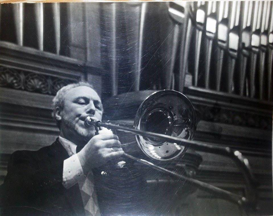 Тромбонист Григорий Херсонский (Вуль)