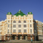 Новое здание Марийского театра оперы и балета