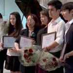 Ученики РСМАЛ им. Успенского провели концерт в Государственном музее искусств Узбекистана