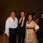 Эммануэль Зифферт с участниками мастер-класса в Волгограде