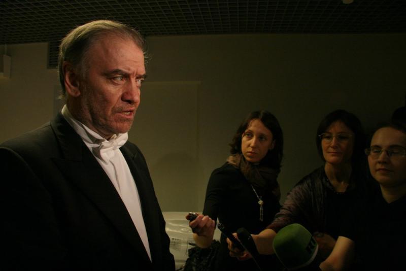 Валерий Гергиев. Фото: Михаил Садчиков-младший