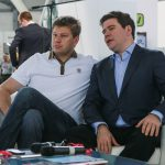 Денис Мацуев и Дмитрий Губерниев. Фото: Алексей Колчин