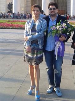 Анна Нетребко и Юсиф Эйвазов