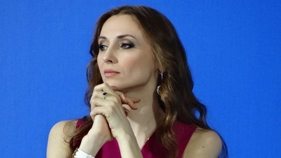 Светлана Захарова. Фото из личного архива С. Захаровой