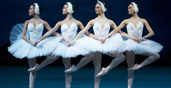 """Балет """"Лебединое озеро"""" на VIII Международном фестивале балета """"Мариинский"""""""