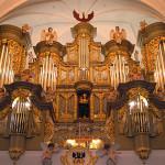 XIII Международный музыкальный фестиваль «Бахослужение»
