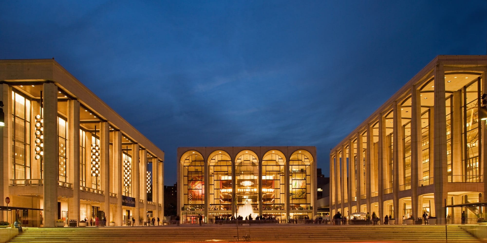 Метрополитен-опера, Нью-Йорк