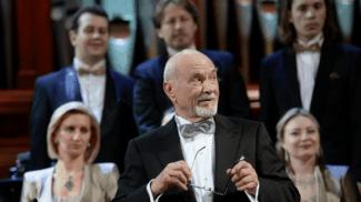 Владимир Минин и Московский камерный хор. Фото: Владимир Суворов