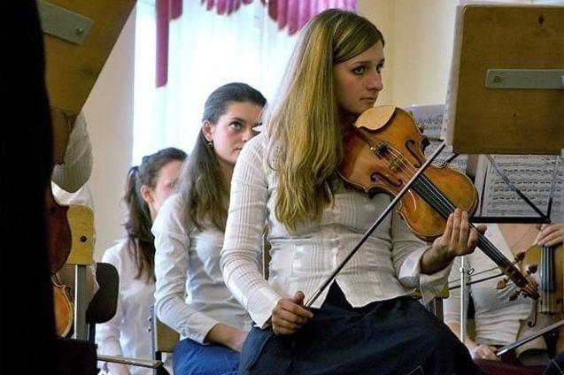 Москвичи дали благотворительный концерт для больных детей в Брюсселе