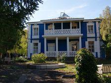 Дом-музей Рахманинова в Тамбовской области
